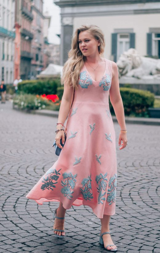 Fiori di Ravello Dress