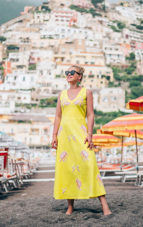 Limoncello Dress